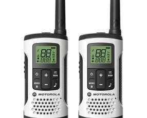 Walkie-Talkie Motorola Talkabout T260MC 40 km Bivolt - Gris|Blanco