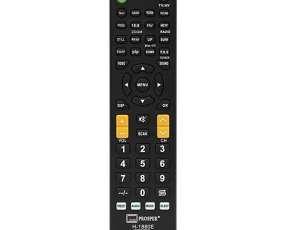 Control Remoto para TV Prosper H-1880E a Pila - Negro