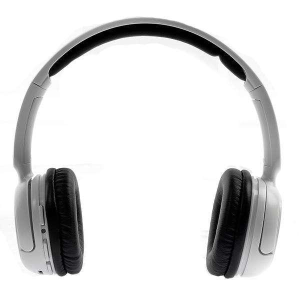 Auriculares Wireless Cobe CBH106WH con Bluetooth|Micrófono - Blanco|Negro - 0