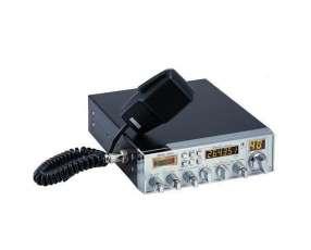 Rádio PX MegaStar MG-990TW271 Canais FM, AM, USB, LSB y CW - Negro