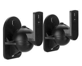 Soporte para Caja Acústica ELG CX01BL - Negro