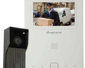Video portero Visionbras VDP400 Tela 4.3