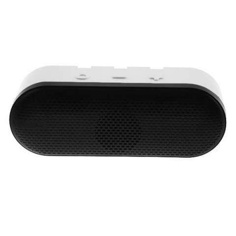 Speaker Vivitar Get Loud V60020BT con Bluetooth|Auxiliar Bateria 400 mAh - Blanco