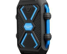Cargador Portátil ELG PB65RN de 6.500 mAh con IP66 - Negro|Azul