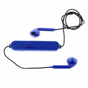 Auriculares Wireless Vivitar Get Loud V40020BT con Bluetooth Micrófono - Azul Negro
