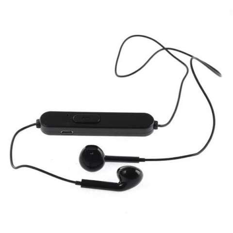 Audífono Wireless Vivitar Get Loud V40020BT con Bluetooth Micrófono - Negro
