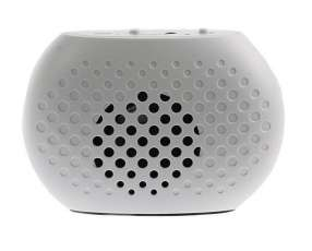 Speaker Cobe CBM102 con Bluetooth|Auxiliar Batería 400 mAh - Blanco