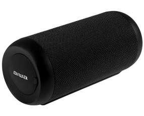 Speaker Aiwa AW-Q680B con Bluetooth|USB|FM Bateria 2.200 mAh - Negro