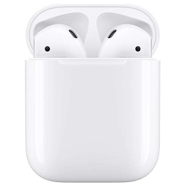 Auriculares Wireless Apple AirPods 2 MV7N2ZA|A Chip H1 - Blanco - 0