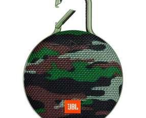 Speaker JBL Clip 3 con Bluetooth|Micrófono Bateria 1.000 mAh - Camuflado