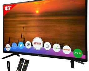 Smart TV LED de 43