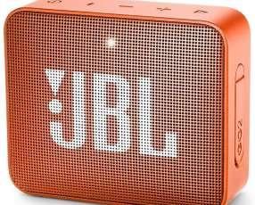 Speaker JBL Go 2 con Bluetooth Auxiliar Bateria de 730 mAh - Laranja