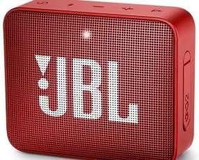 Speaker JBL Go 2 con Bluetooth Auxiliar Bateria de 730 mAh - Rojo