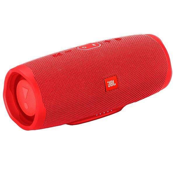 Speaker JBL Charge 4 30 watts RMS con Bluetooth|USB Bateria 7.500 mAh - Rojo - 0