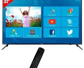 Smart TV LED de 32 pulgadas Haier LE32K6500DA HD HDMI|USB|VGA|Conversor Digital