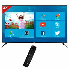 Smart TV LED de 32 pulgadas Haier LE32K6500DA HD HDMI|USB|VGA|Conversor Digital