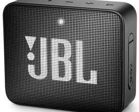 Speaker JBL Go 2 con Bluetooth|Auxiliar Bateria de 730 mAh - Negro