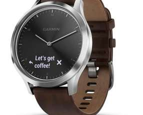 Smartwatch Garmin vívomove HR 010-01850-04 con Bluetooth - Marron