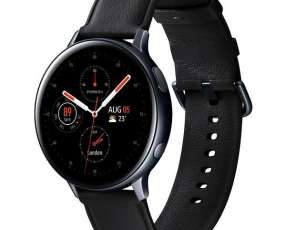 Smartwatch Samsung Galaxy Watch Active2 SM-R820 Stainless Steel 44 mm Wi-Fi|GPS - Negro