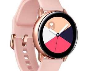Smartwatch Samsung Galaxy Watch Active SM-R500 20 mm con Wi-Fi Bluetooth GPS - Rosado Gold