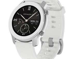 Smartwatch Xiaomi Amazfit GTR A1910 42 mm con Bluetooth GPS - Blanco Moonlight
