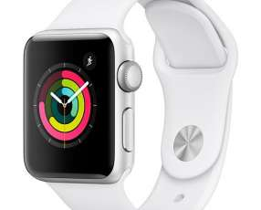Apple Watch Series 3 38 mm MTEY2LL|A A1858 - Silver|White