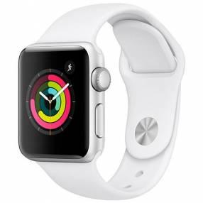 Apple Watch Series 3 38 mm MTEY2LL|A A1858 - Silver|White