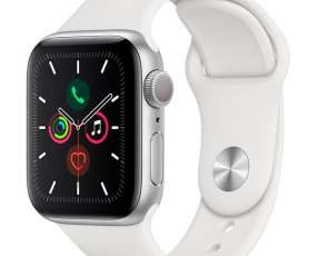 Apple Watch Series 5 40 mm MWV62LL|A A2092 - Silver|White