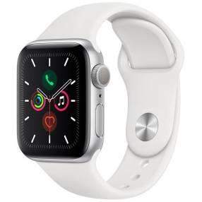 Apple Watch Series 5 40 mm MWV62LL|A A2092 - Silver|White