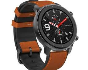 Smartwatch Xiaomi Amazfit GTR A1902 47 mm con Bluetooth GPS - Gris Marron