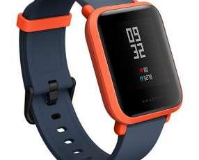 Smartwatch Xiaomi Amazfit Bip A1608 con Bluetooth|GPS - Azul|Rojo Cinábrio