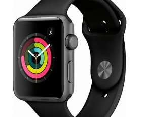Apple Watch Series 3 42 mm MTF32LL|A A1859 - Space Grae|Black