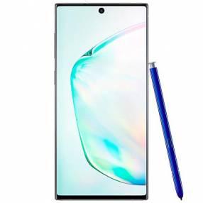 Smartphone Galaxy Note10 SM-N970F Dual SIM 256GB 6.3? 12+16+12|10MP OS 9.0 - Aura Glow