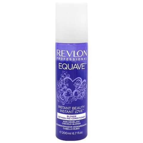 Acondicionador Revlon Equave Blonde Detangling 200 ml