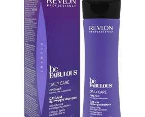 Shampoo Revlon Be Fabulous Daile Care Fine Hair 250 ml