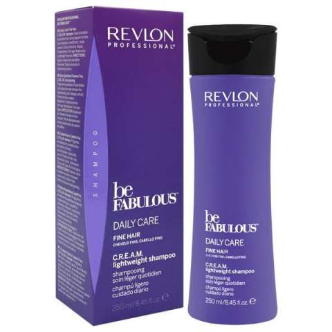 Shampoo Revlon Be Fabulous Daile Care Fine Hair 250 ml