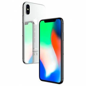 Apple iPhone X A1901 64GB Tela Super Retina OLED 5.8