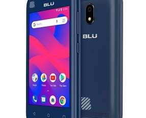 Smartphone BLU C4 C050L Dual SIM 8GB Tela de 4.0? 5MP|5MP OS 8.1.0 - Azul