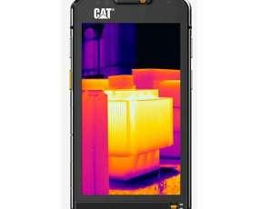 Smartphone Caterpillar Cat S60 Dual SIM 32GB Tela 4.7?? 13MP|5MP OS 6.0.1 ? Negro