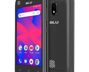 Smartphone BLU C4 C050L Dual SIM 8GB Tela de 4.0? 5MP|5MP OS 8.1.0 - Negro