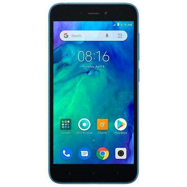 Smartphone Xiaomi Redmi GO Dual SIM 16GB de 5.0 - 0