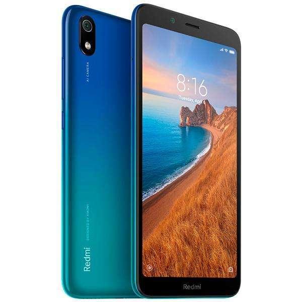 Smartphone Xiaomi Redmi 7A Dual SIM 32GB de 5.45