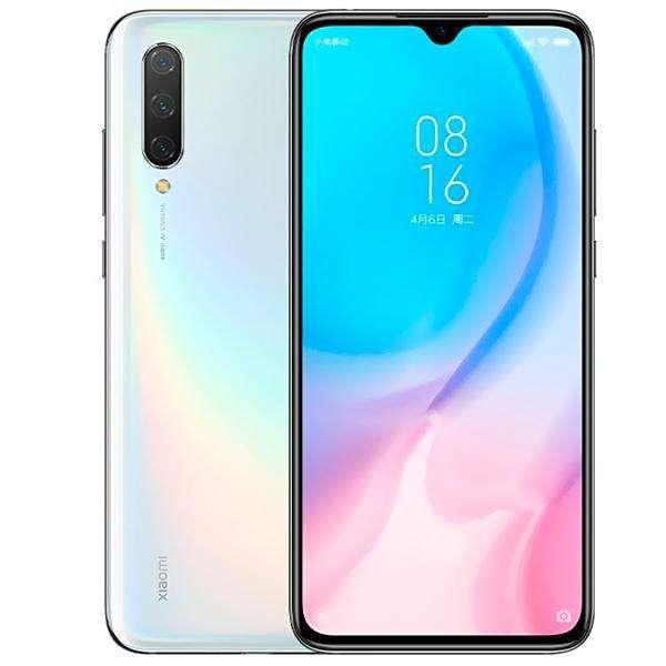 "Smartphone Xiaomi Mi A3 Dual SIM 64GB de 6.088"" 48+8+2MP|32MP OS 9.0 - More than White - 0"