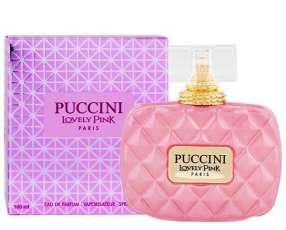 Perfume Puccini Lovele Pink Eau de Parfum Femenino 100 ml