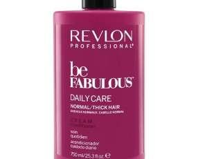 Acondicionador Revlon Be Fabulous Daile Care Normal|Thick Hair 750 ml
