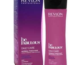 Acondicionador Revlon Be Fabulous Daile Care Normal|Thick Hair 250 ml