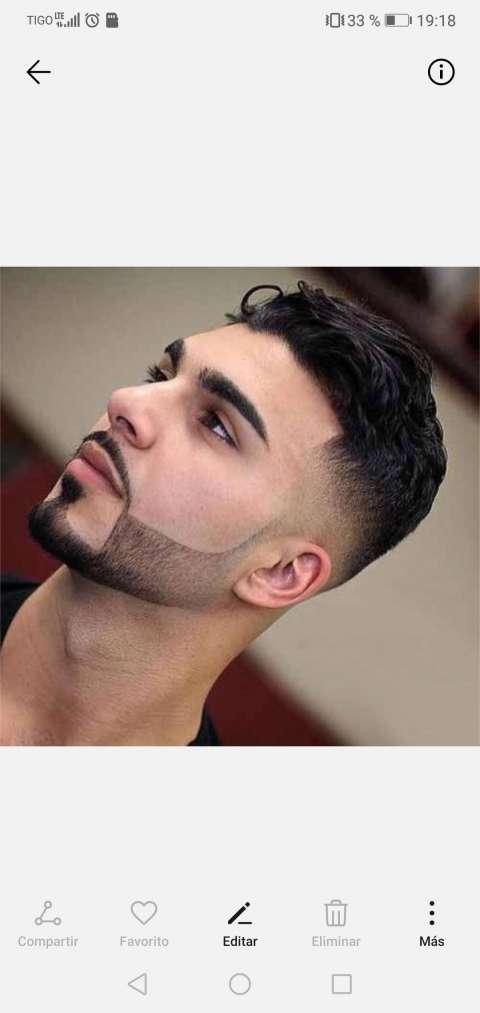 Cera para barba