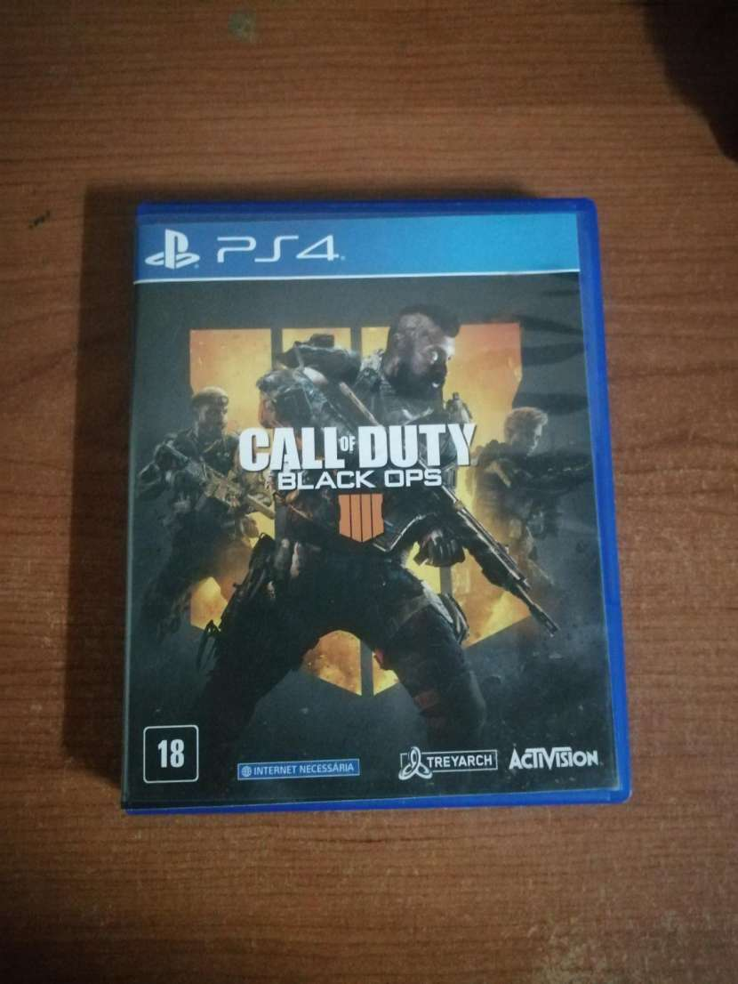 Call of duty Black ops 4 - 0