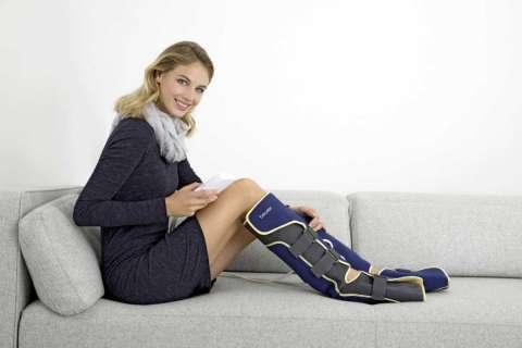 Masajeador de piernas