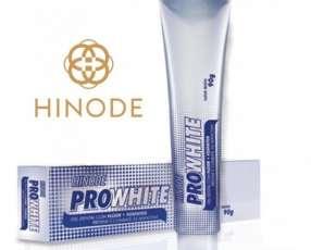 Blanqueador dental Pro white